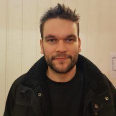 Erik Langmyren – Verkstedleder SFG