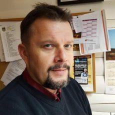 Bjørn Myrvold – Daglig leder